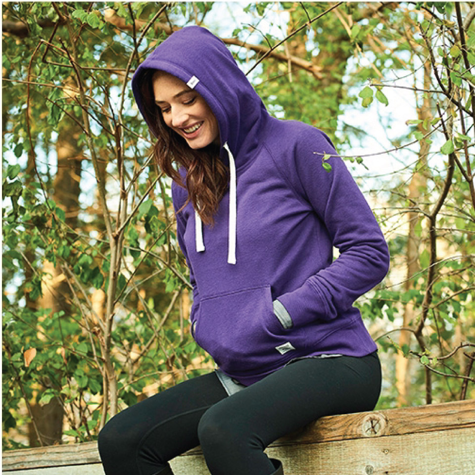 Maplegrove Roots73 Fleece Hoody