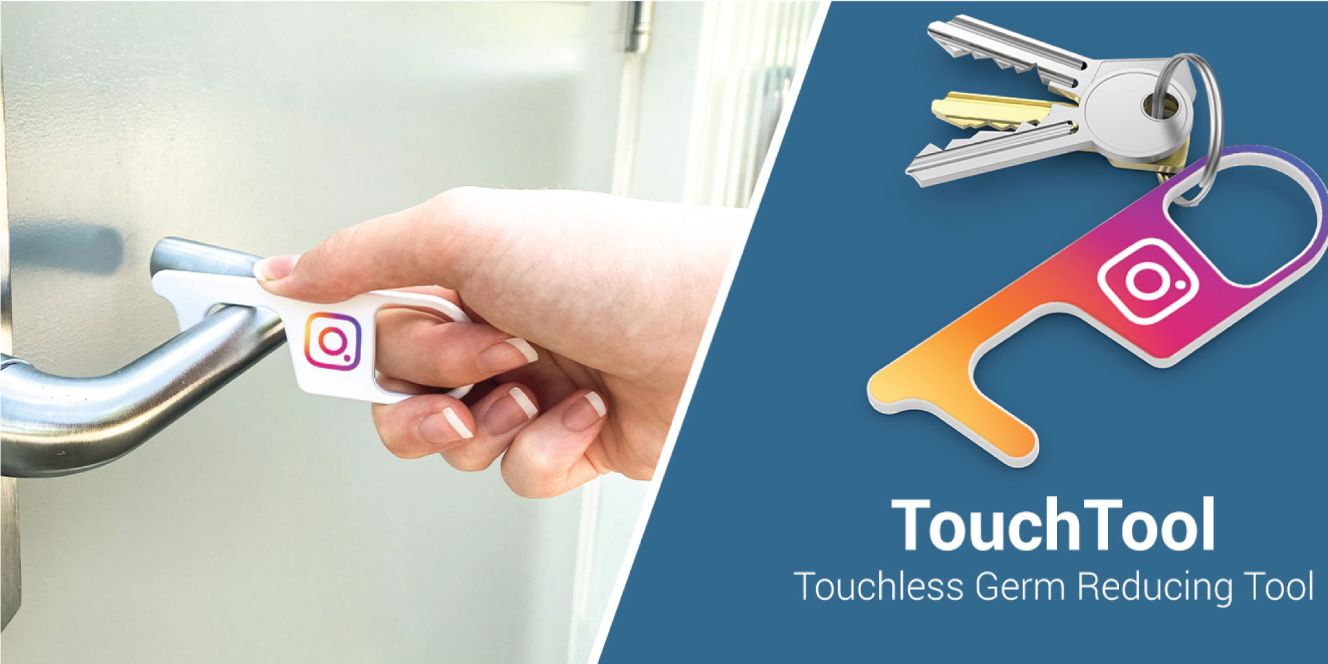 Plastic Touch Tool with Optional Stylus Tip