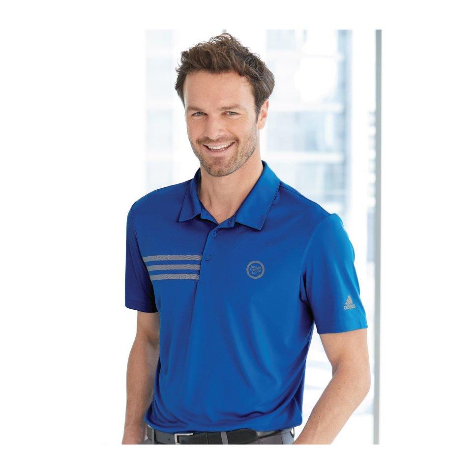 Adidas Recycled 3 Stripes Sport Shirt