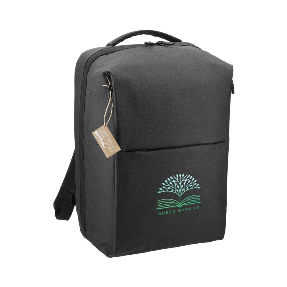 """Aft Recycled 15"""" Computer Backpack"""