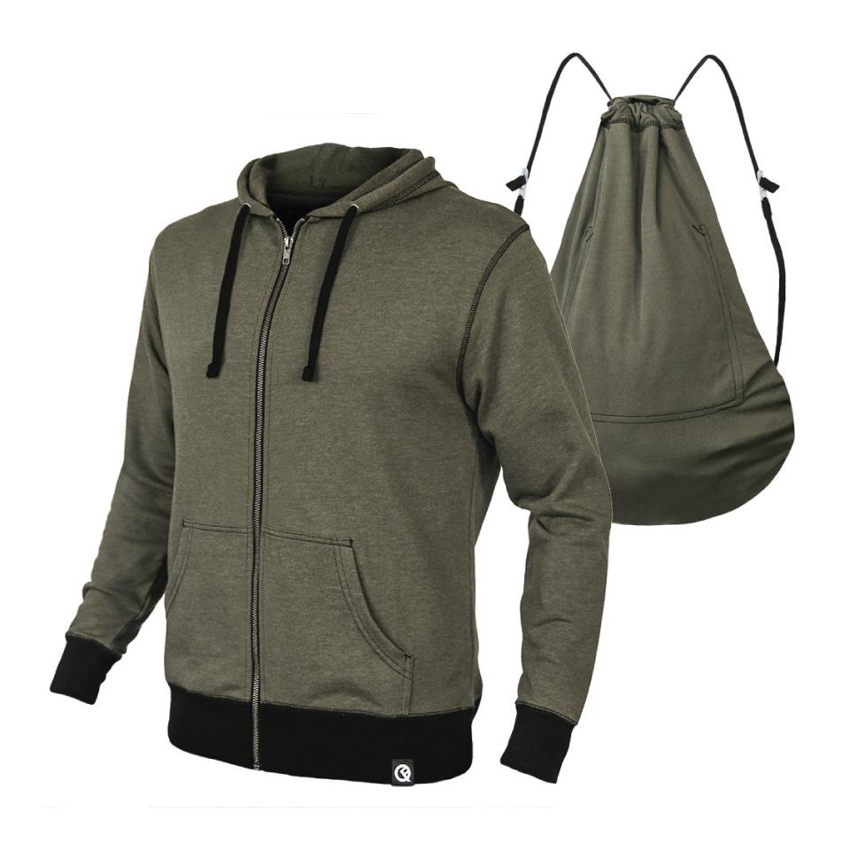 Quickflip® Backpack Hero Hoodie