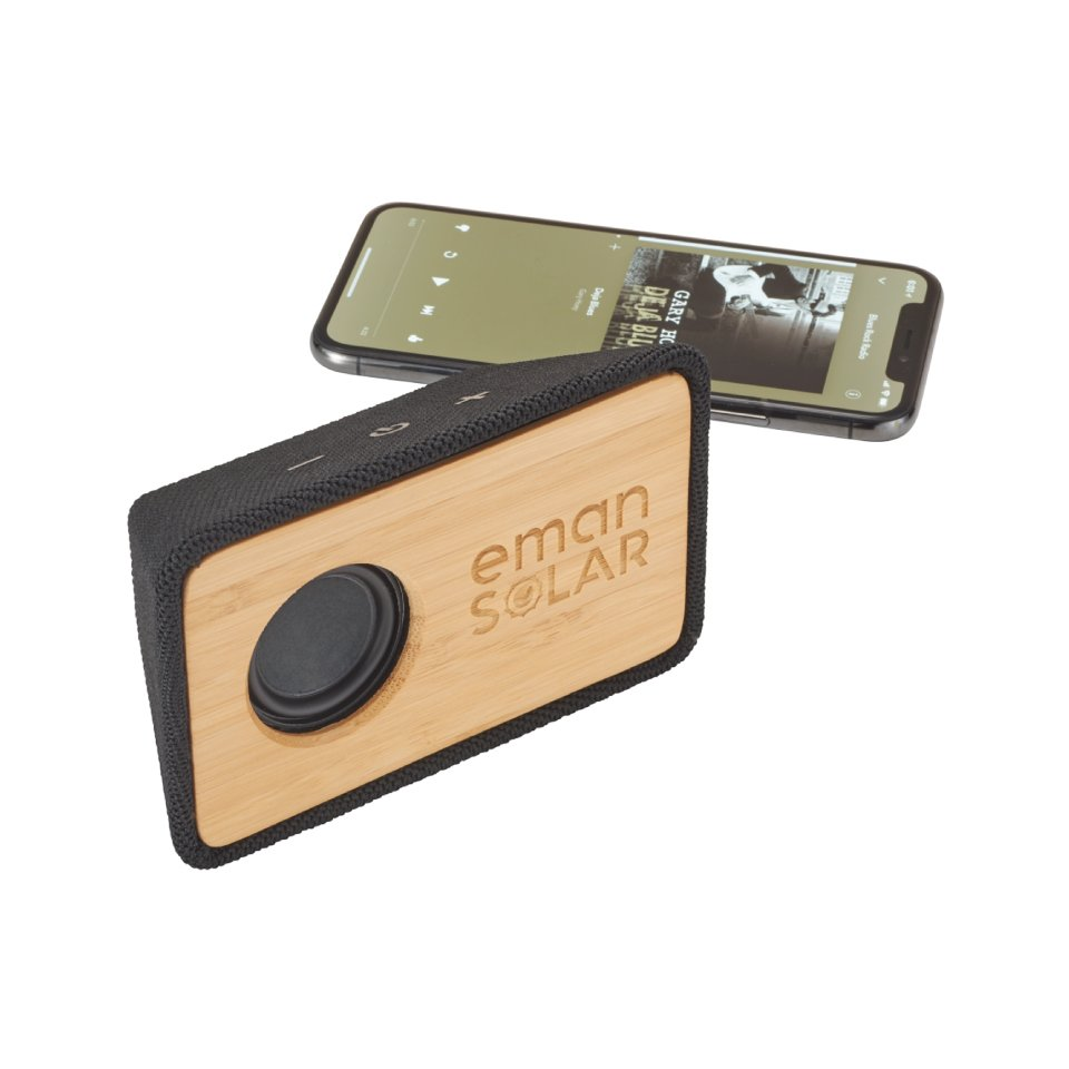 Boundary Bamboo Bluetooth Speaker
