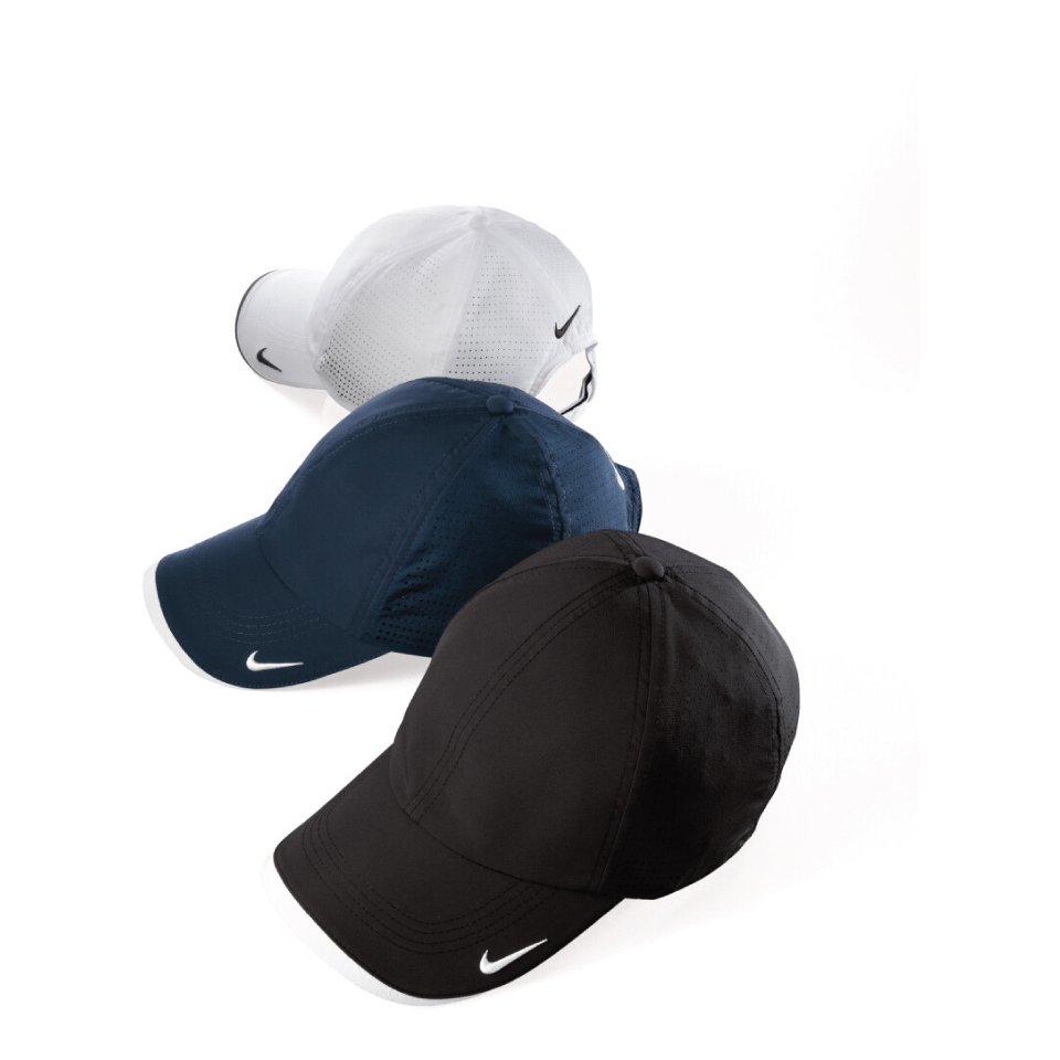 Nike® Dri-Fit Swoosh Perforated Cap