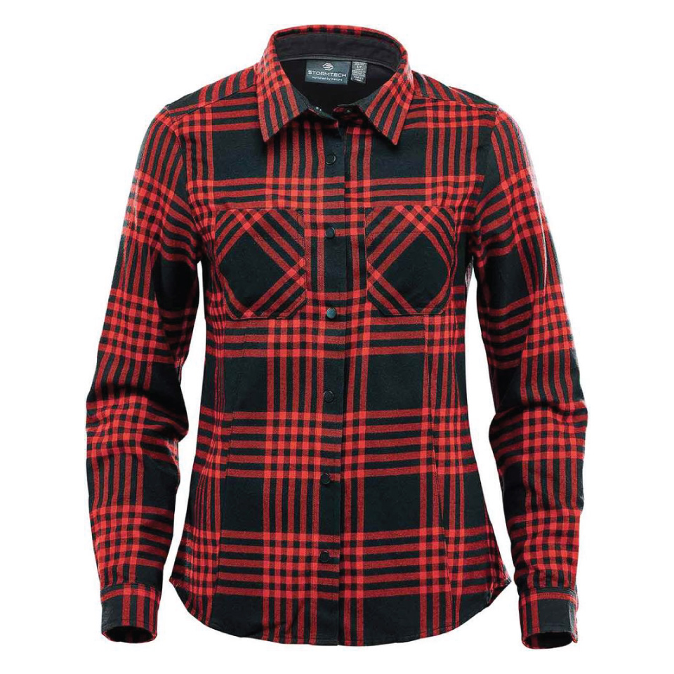 Stormtech Santa Fe Long Sleeve Shirt