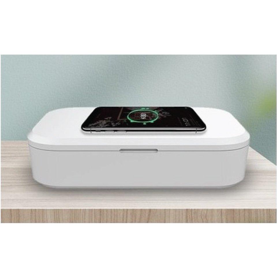 UV Sterilizing Box + Wireless Charging + Diffuser