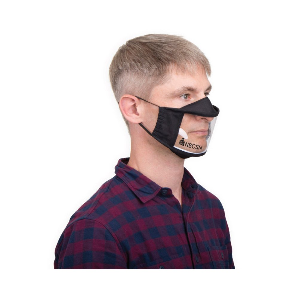 Reusable Clear Face Mask