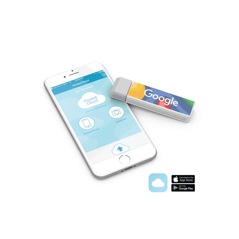 CloudStick – Cloud Storage in your Pocket
