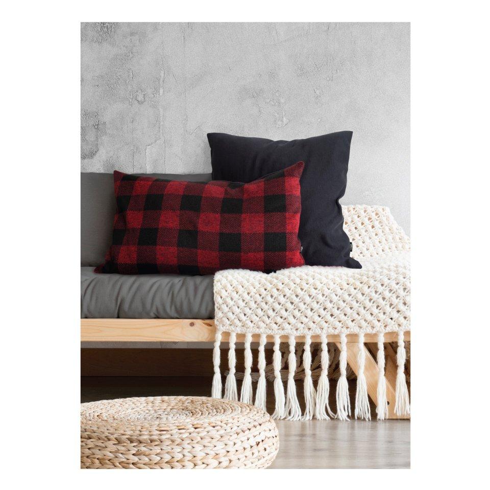 Rectangle Fleece Cushion