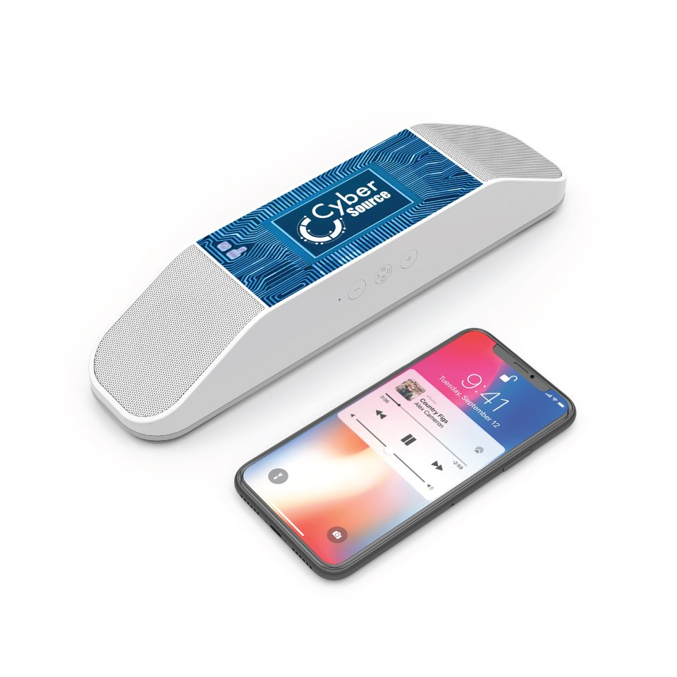 Forte Combination Speaker & Wireless Charger