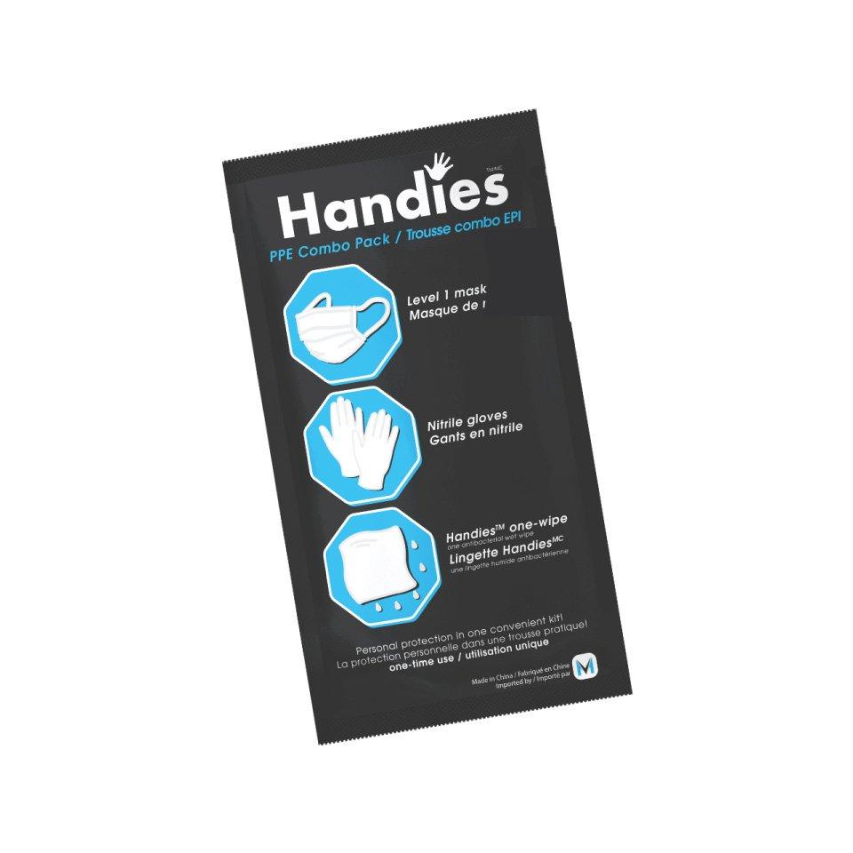 Handies PPE Combo Pack