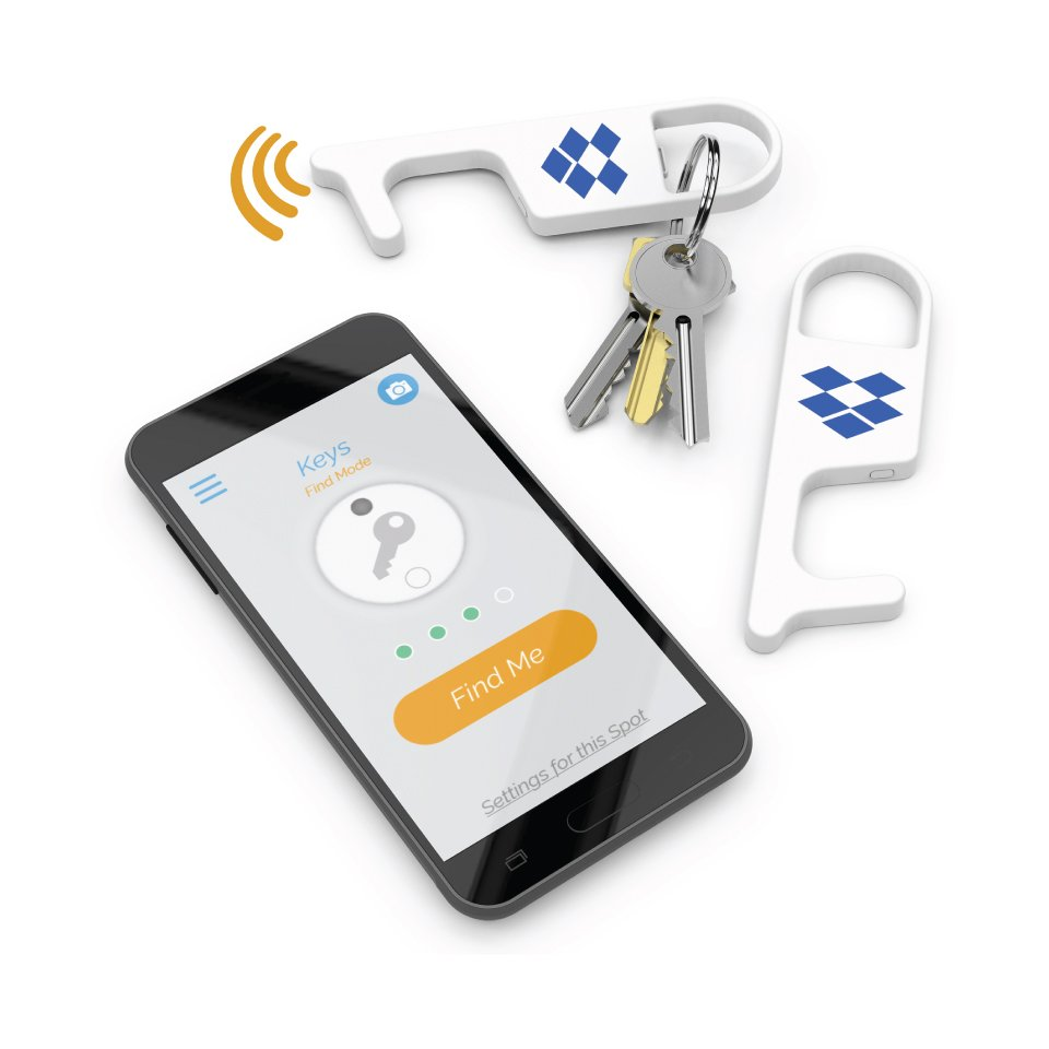 Touch Find – Two-Way Bluetooth Finder and Touch Tool