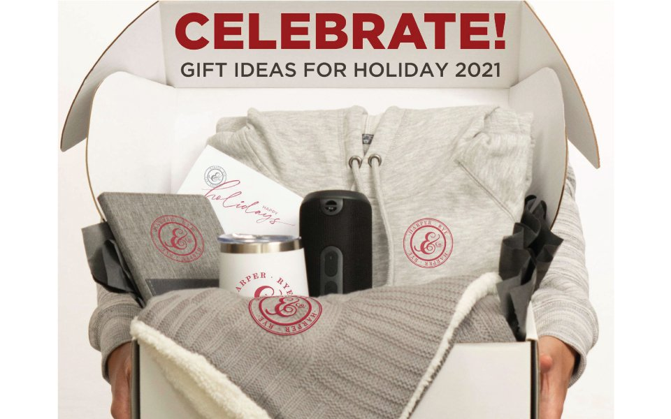 Celebrate! Holiday 2021 Gift Ideas or Celebrate! Gift Ideas for the 2021 Holiday Season?